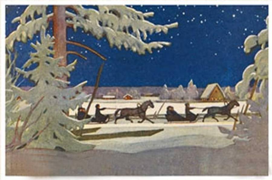Jouluperinteet Suomessa