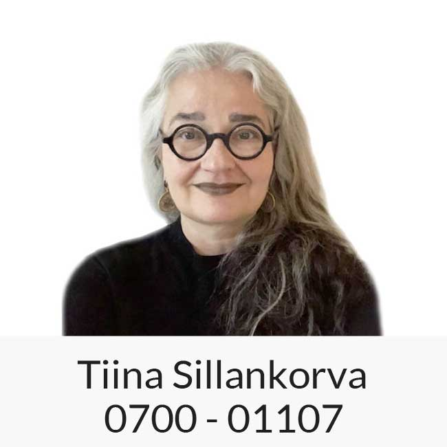 Tiina Sillankorva