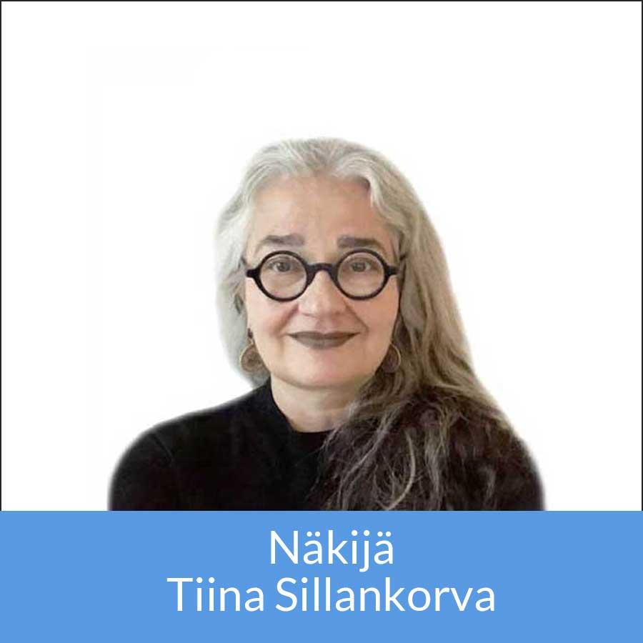 Näkijä Tiina Sillankorva